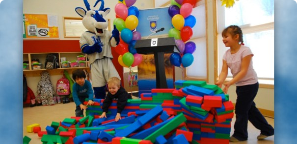 On-Campus Day Care