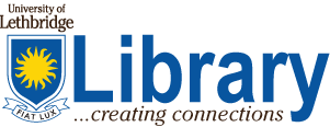 University of Lethbridge Library Logo