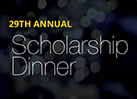 Faculty of Management Scholarship Dinner