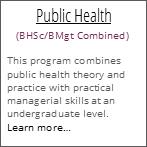 BHSc/BMgt