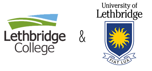 Lethbridge College and ULeth logos