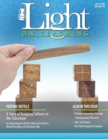 A Light on Teaching - 2016-17