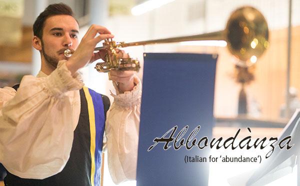 Abbondanza Trumpeter