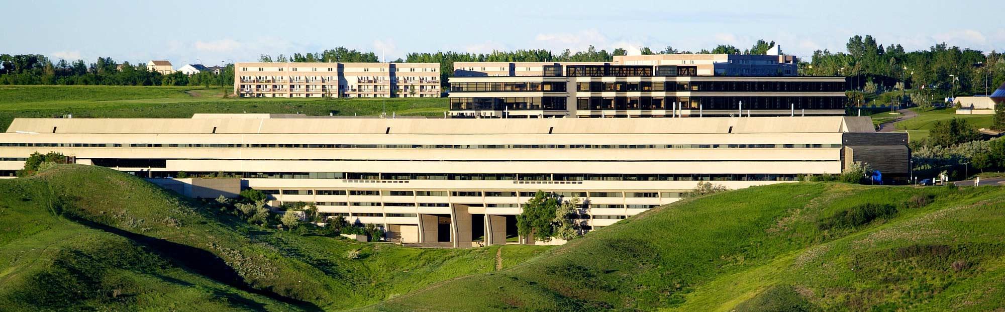 University of Lethbridge campus