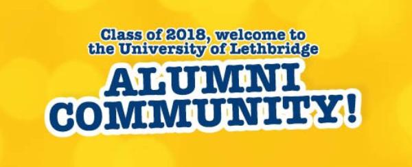 Welcome to the U of L Alumni community