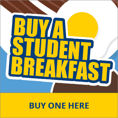 buy a student breakfast