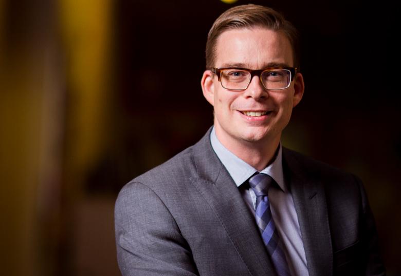 uLethbridge Interim Vice-President Research Dr. Robert Wood