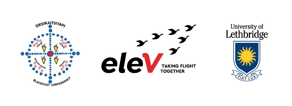 EleV logo with the University of Lethbridge logo