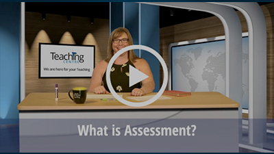 What is Assessment with Richelle Marynowski