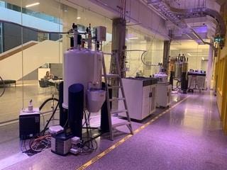 Our 3 Bruker NMR Spectrometers