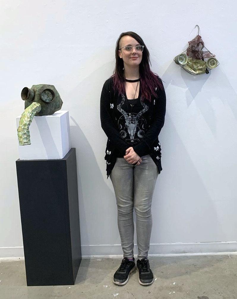 Katie Harmgardt, Apocalyptic Masks