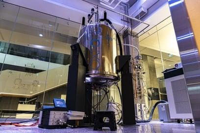 500 MHz NMR in Core Facility