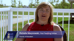 Online Assessment with Richelle Marynowsi