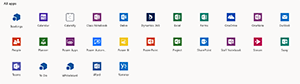 office all apps