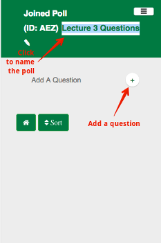 ePoll - edit poll title