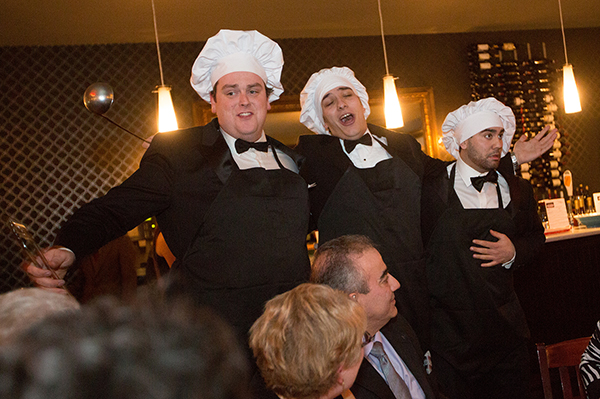 Abbondanza Chef's Trio. Photo credit: © Jaime Vedres Photography