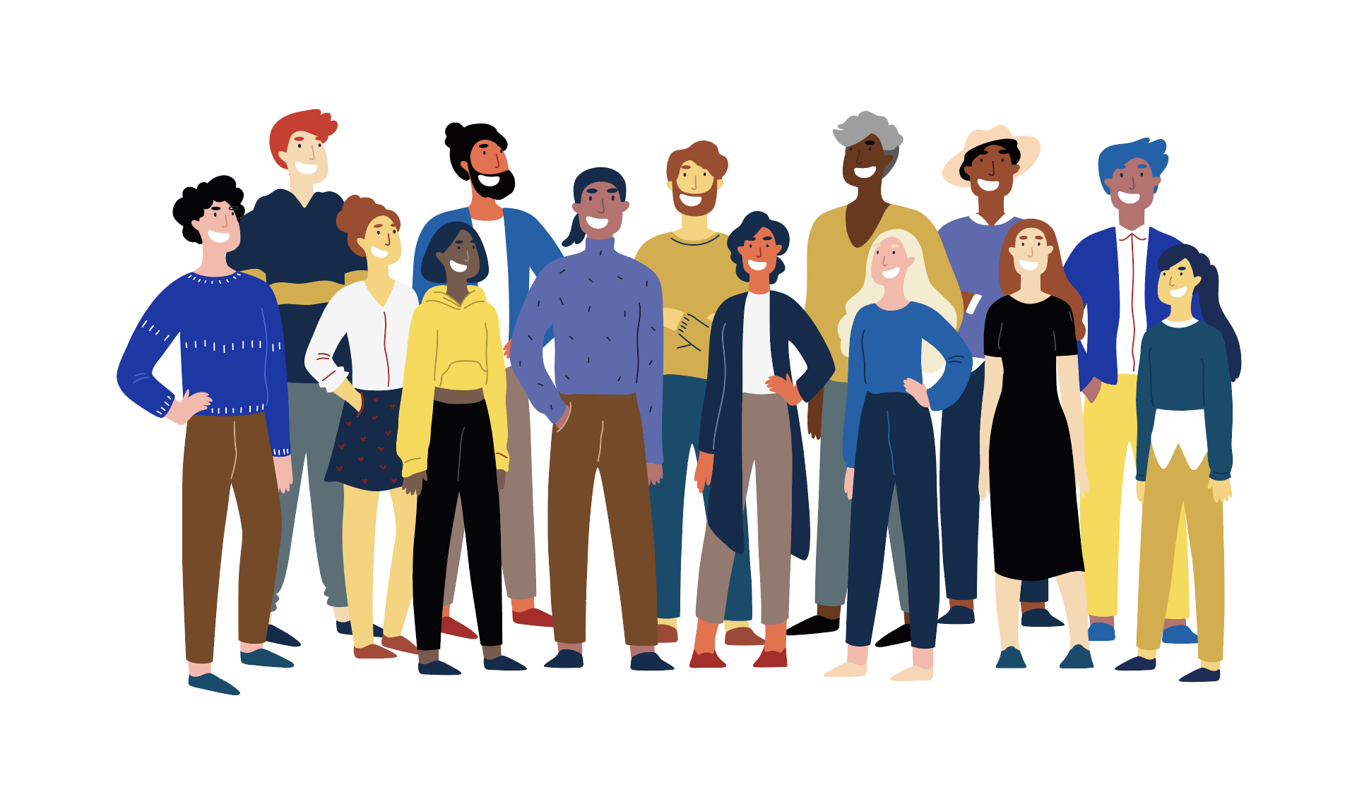illustrated-group-of-people