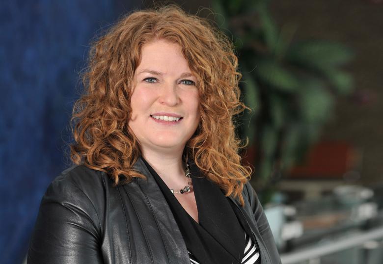 Headshot of Dr. Dena McMartin, uLethbridge Vice-President (Research)
