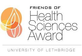 Friends of Health Sciences Award Logo