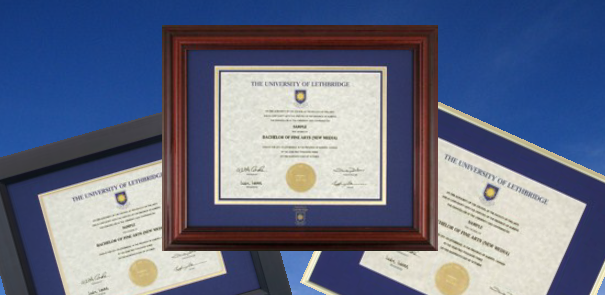 Degree Frames