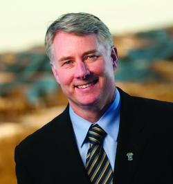 President Mike Mahon