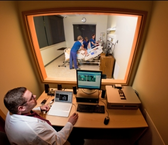 Simulation Health Centre