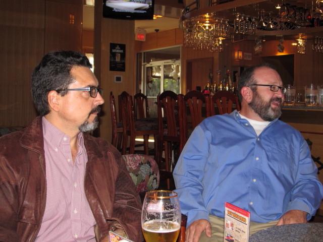 Richard Mueller and Jeff Davidson