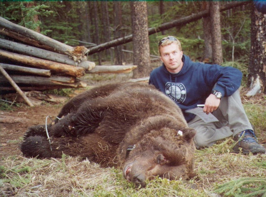 Michael jokinen 2001 faculty of arts and science for Fish and wildlife management degree