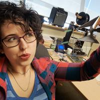 Cassandra Allenby - Codemaker Coordinator