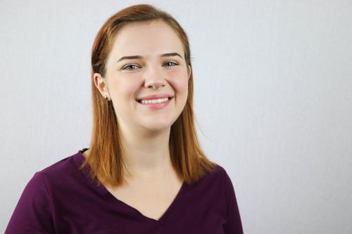 Hannah Scott Shining Student