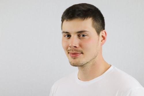Jan Tuescher Shining Student