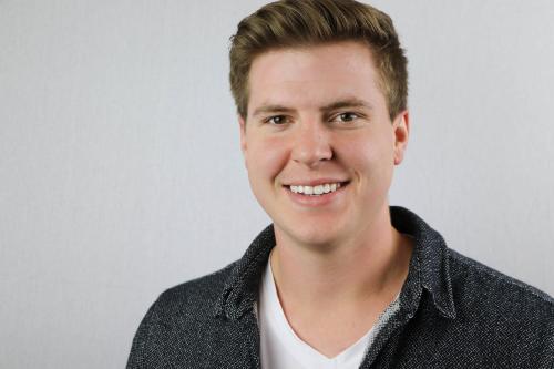 Darren Van Essen Shining Student