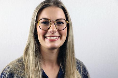 Elizabeth Eremenko Shining Student