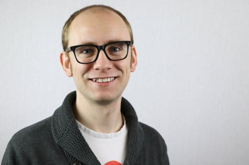 David McWatters Shining Student