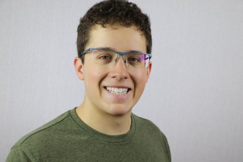 Daniel Rocca Shining Student