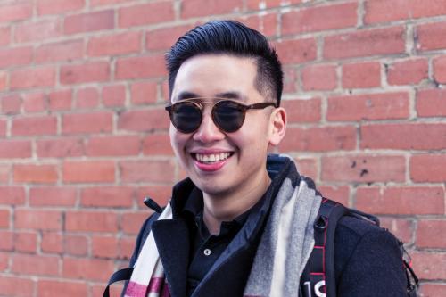 Jeremy Wu Shining Student