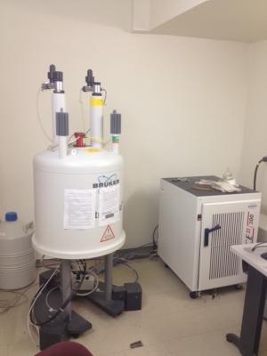 Bruker II 300 NMR Spectrometer