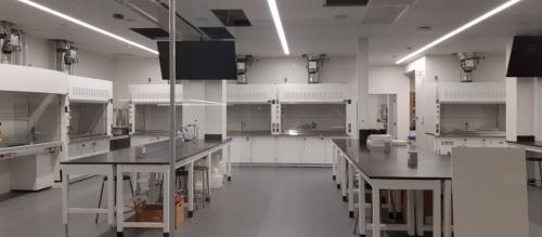 New UG labs