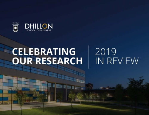 Celebrating Our Research: 2019 in Review