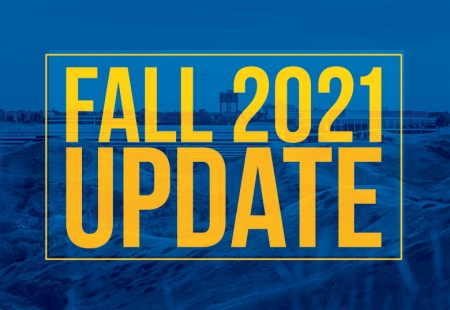 Fall 2021 Update graphic
