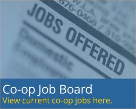 Co-op Jobs