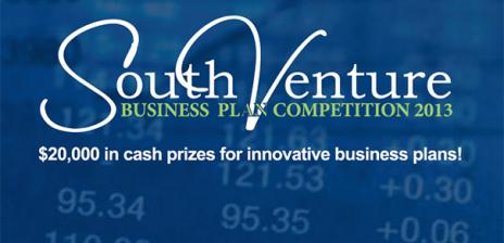 South Venture Business Competition image