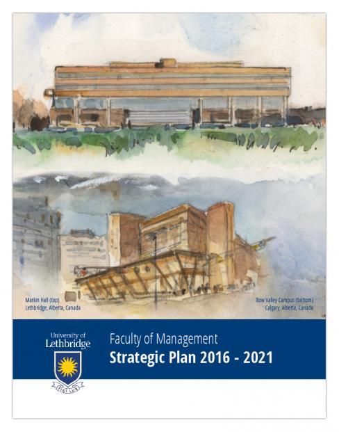Faculty of Management Strategic Plan 2016 - 2021
