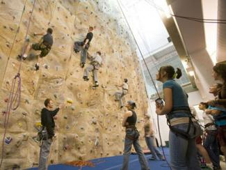 Ascent Climbing Centre