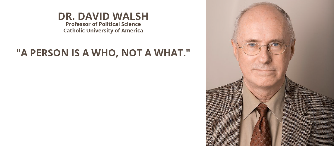 David Walsh FMA
