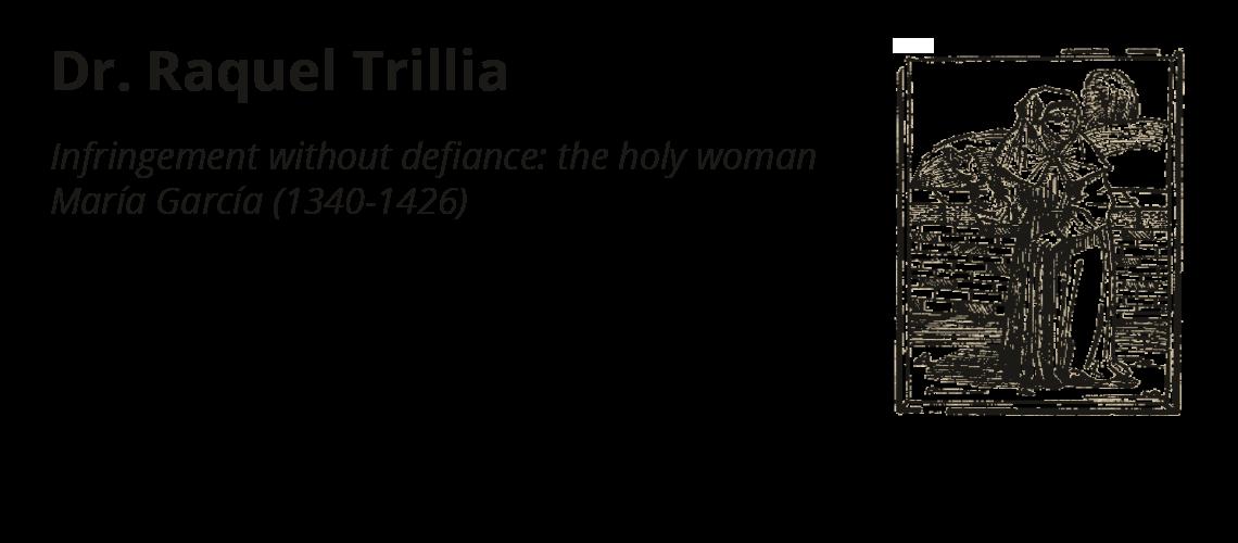 Raquel Trillia Talk