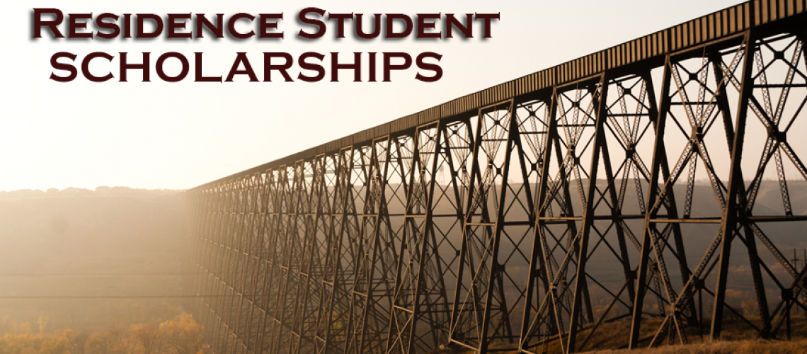 Residence Scholarships Available