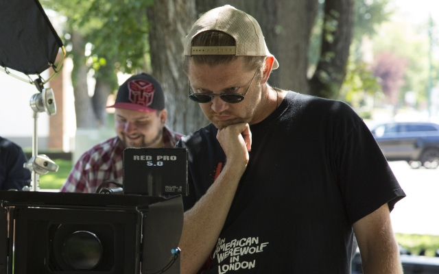 Blake Everden MFA-New Media '15