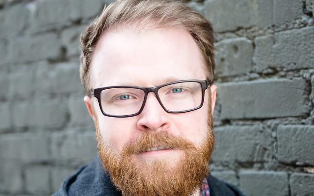 Brendan Matkin BFA-New Media '13