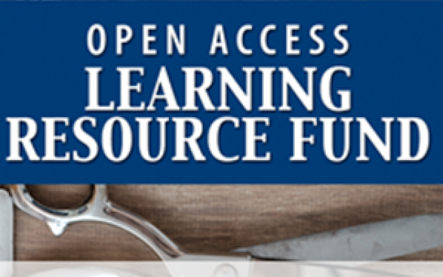Open Access Learning Resource Fund